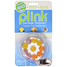Plink Garbage Disposal Cleaner and Deodorizer, Variety Pacl