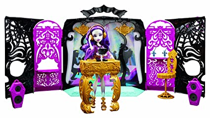 Monster High 13 Wishes Room Party & Doll