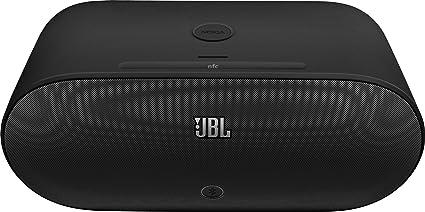 Enceinte JBL Bluetooth à chargement sans fil pour Nokia - Noire