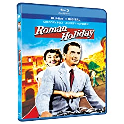 Roman Holiday [Blu-ray]