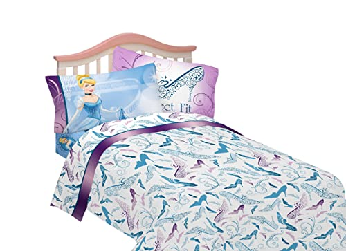 cinderella bedding perfect fit sheets