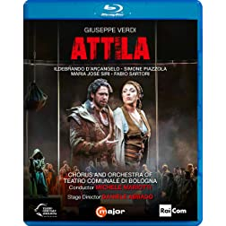 Verdi: Attila [Blu-ray]