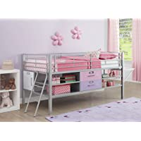Junior Twin Locker Loft Bed