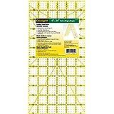Omnigrid R624F Folding Ruler, 6 x 24-Inch, Clear (Color: Clear, Tamaño: 6
