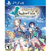 Koei Tecmo Atelier Firis The Alchemist and the Mysterious Journey for PlayStation 4 Standard Edition