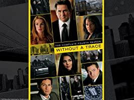 Without a Trace Season 4