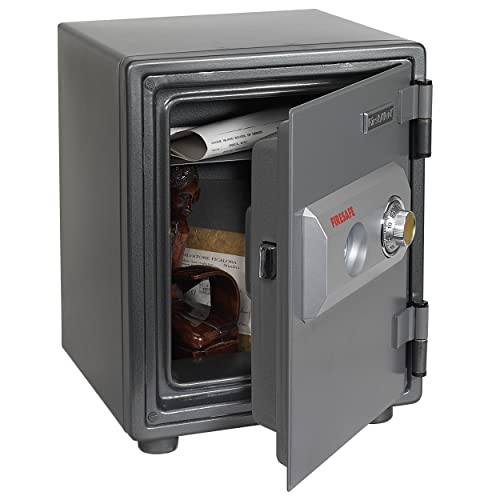 irst Alert 2054F 1 Hour Steel Fire Safe with Combination Lock