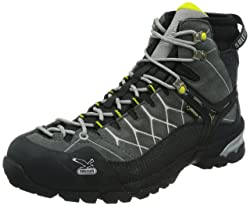 Rough and waterproof, mid duty hiking boots for your dad