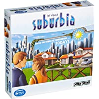 Suburbia Board Game by Bezier Games