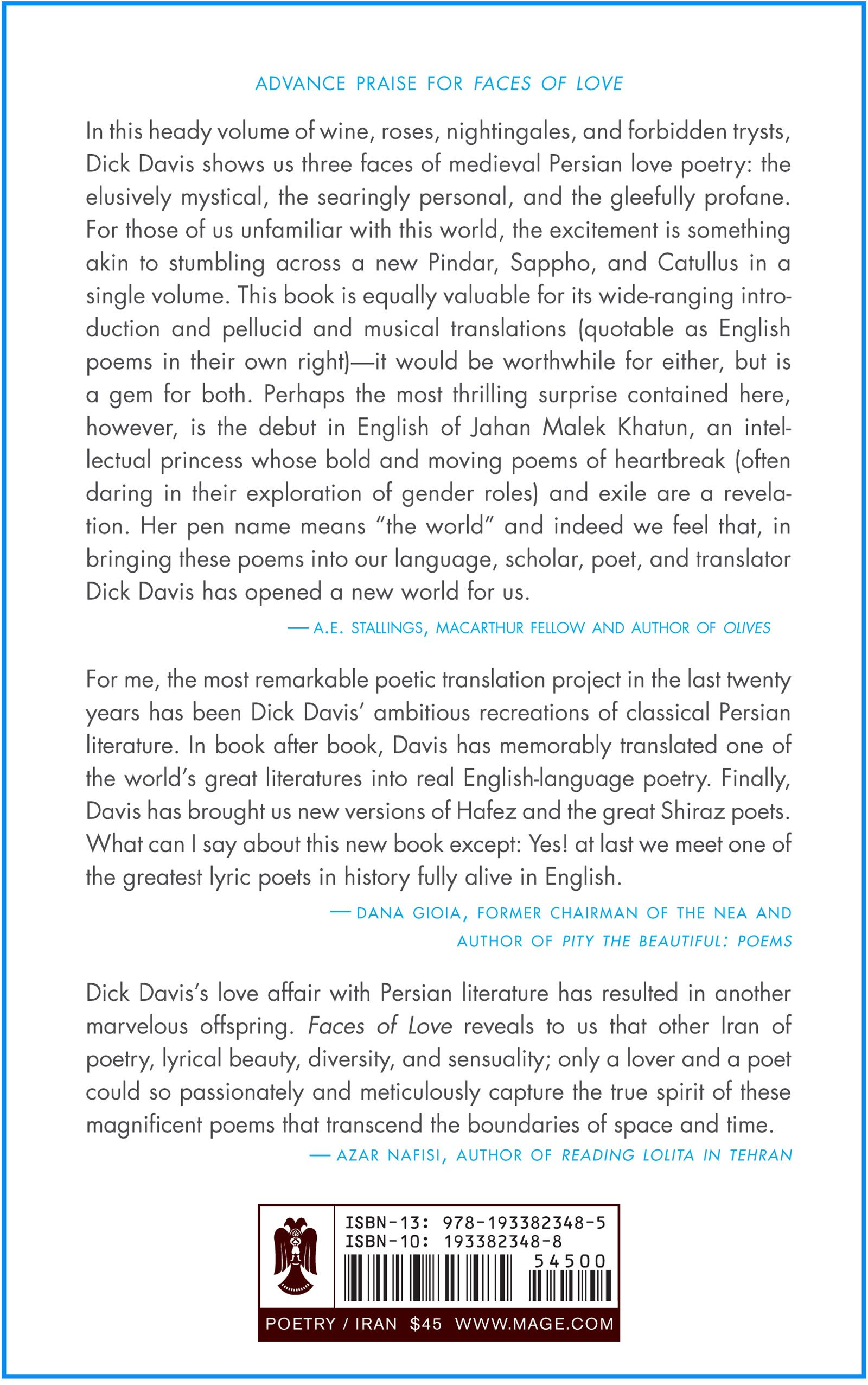 Buy Faces Of Love: Hafez And The Poets Of Shiraz Book Online At Low Prices  In India  Faces Of Love: Hafez And The Poets Of Shiraz Reviews & Ratings