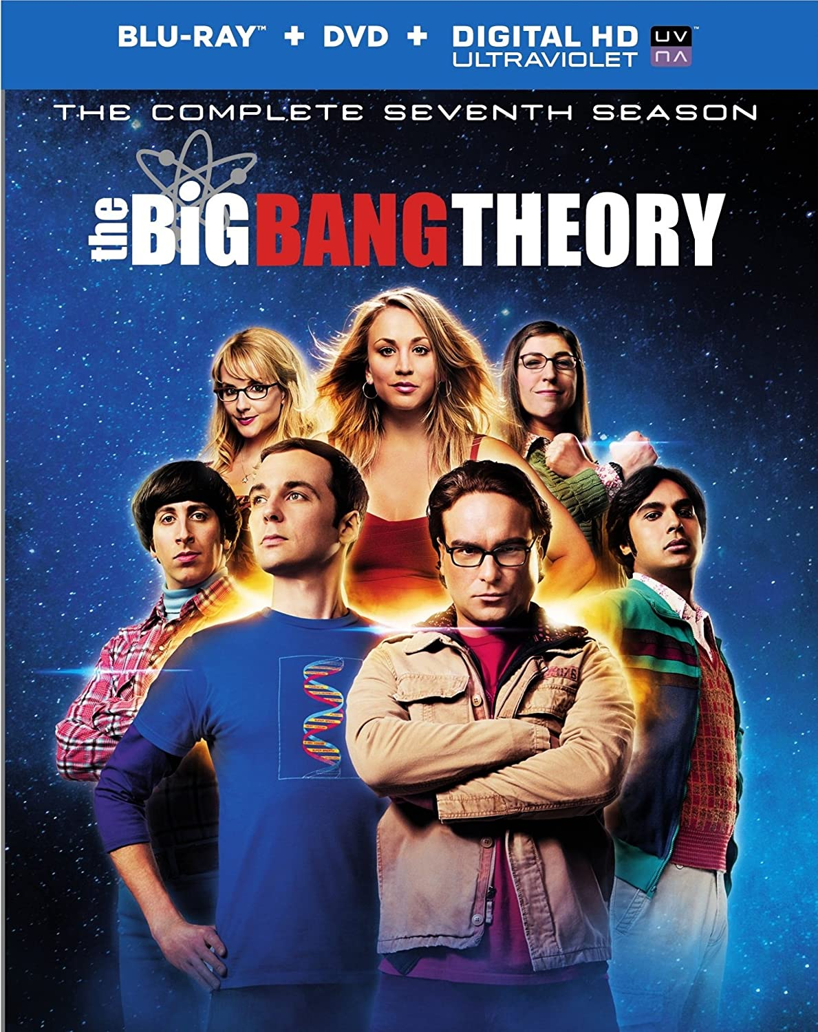 The Big Bang Theory – Temporada 7 [BD25]