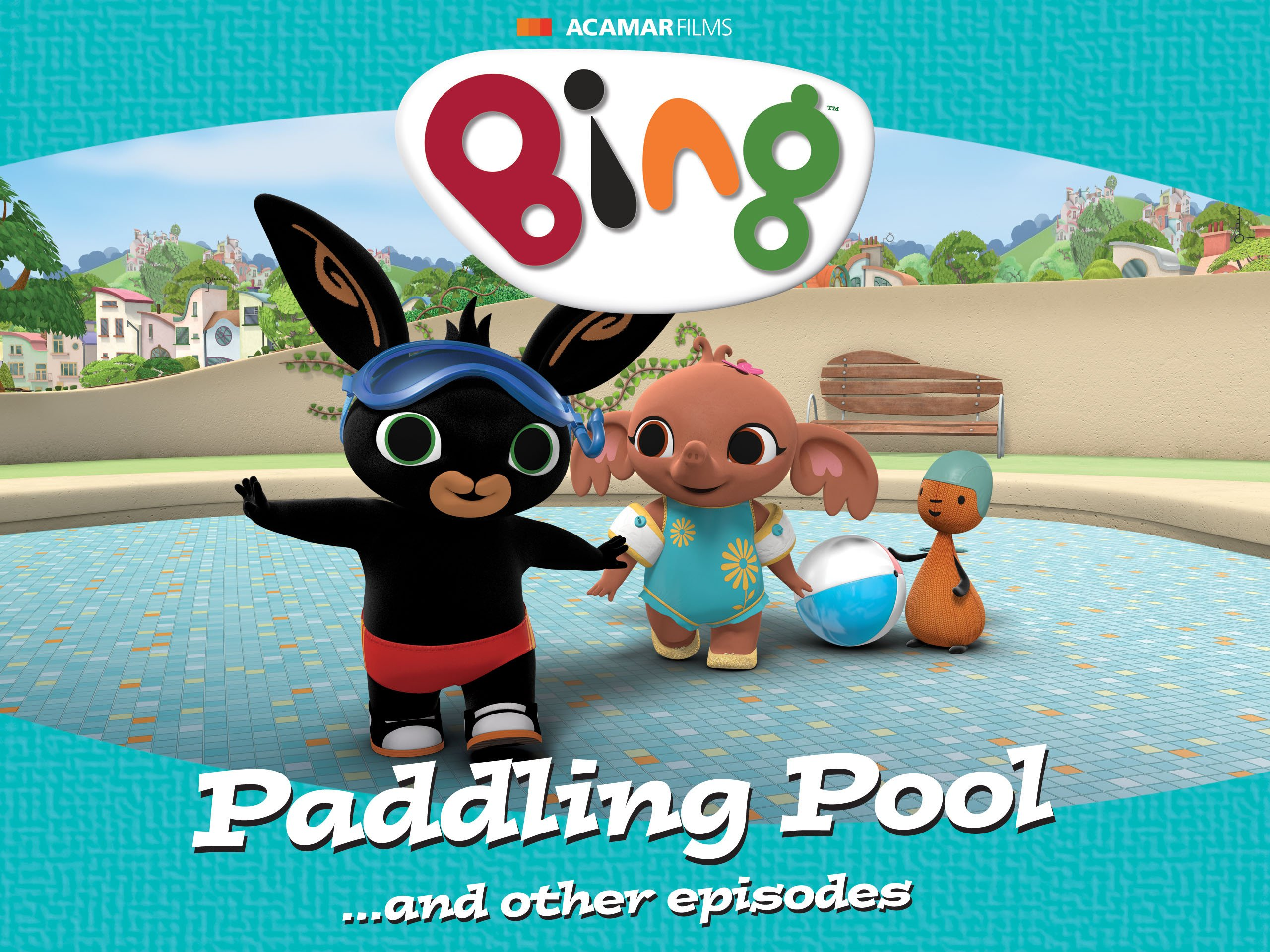 Bing Paddling Pool & Other Episodes on Amazon Prime Instant Video UK