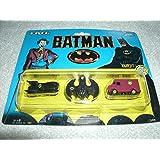 Batmobile-Batwing-Joker van