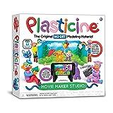 Plasticine Movie Maker Studio Toy (Color: Multi-colored)