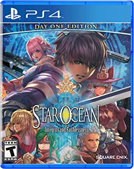 Star Ocean: Integrity and Faithlessness fro PS4