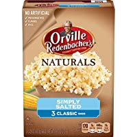 36-Pack Orville Redenbacher's Naturals Simply Salted Popcorn (3.3 oz Boxes Each)