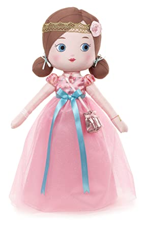Mooshka Fairytales Princess Palia Girl Doll: Toys & Games