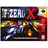 F-Zero X (Color: gray)
