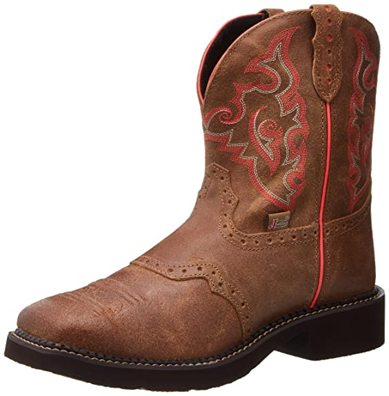 Comfortable Justin Boots WoGypsy Square Toe Boot For Women On Sale Multicolor Pack