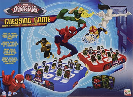 Ultime Spiderman Jeu de devinettes