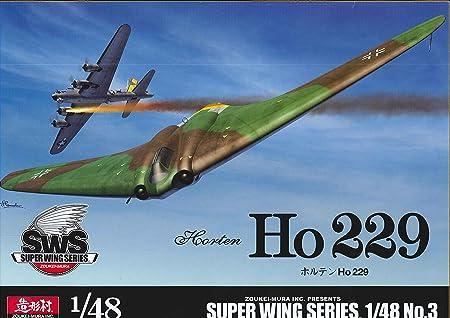 Super Kit de Wing série SWS 48–Modèle Kit Ho Horten 229