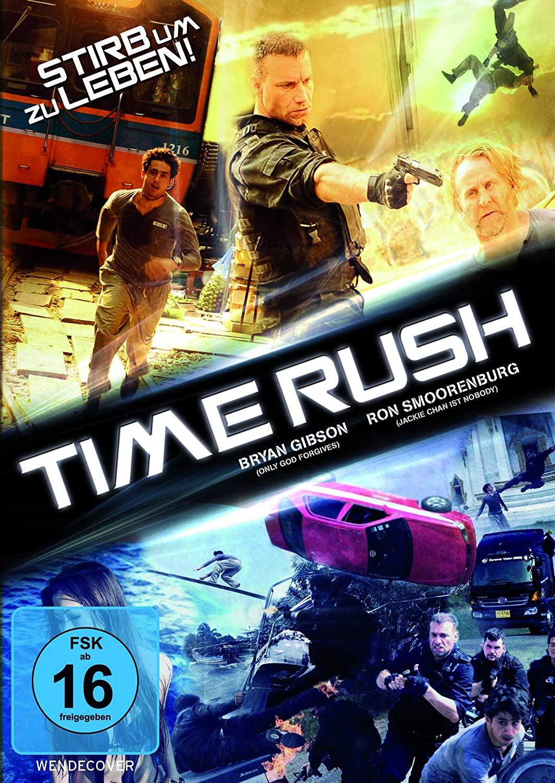 Time Rush 2016 HDRip XviD AC3-EVO