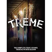 Treme Season 1-4 DVD Box Set