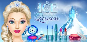 Ice Queen Salon: Spa, Makeup and Dress Up: princess beauty salon makeover for girly girls who love fashion games by Peachy Games LLC