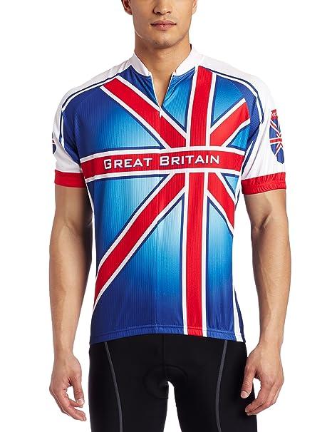 Canari Cyclewear Great Britain Cycling Jersey