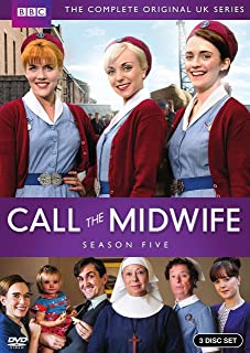 Book Cover: Call the Midwife: Season Five