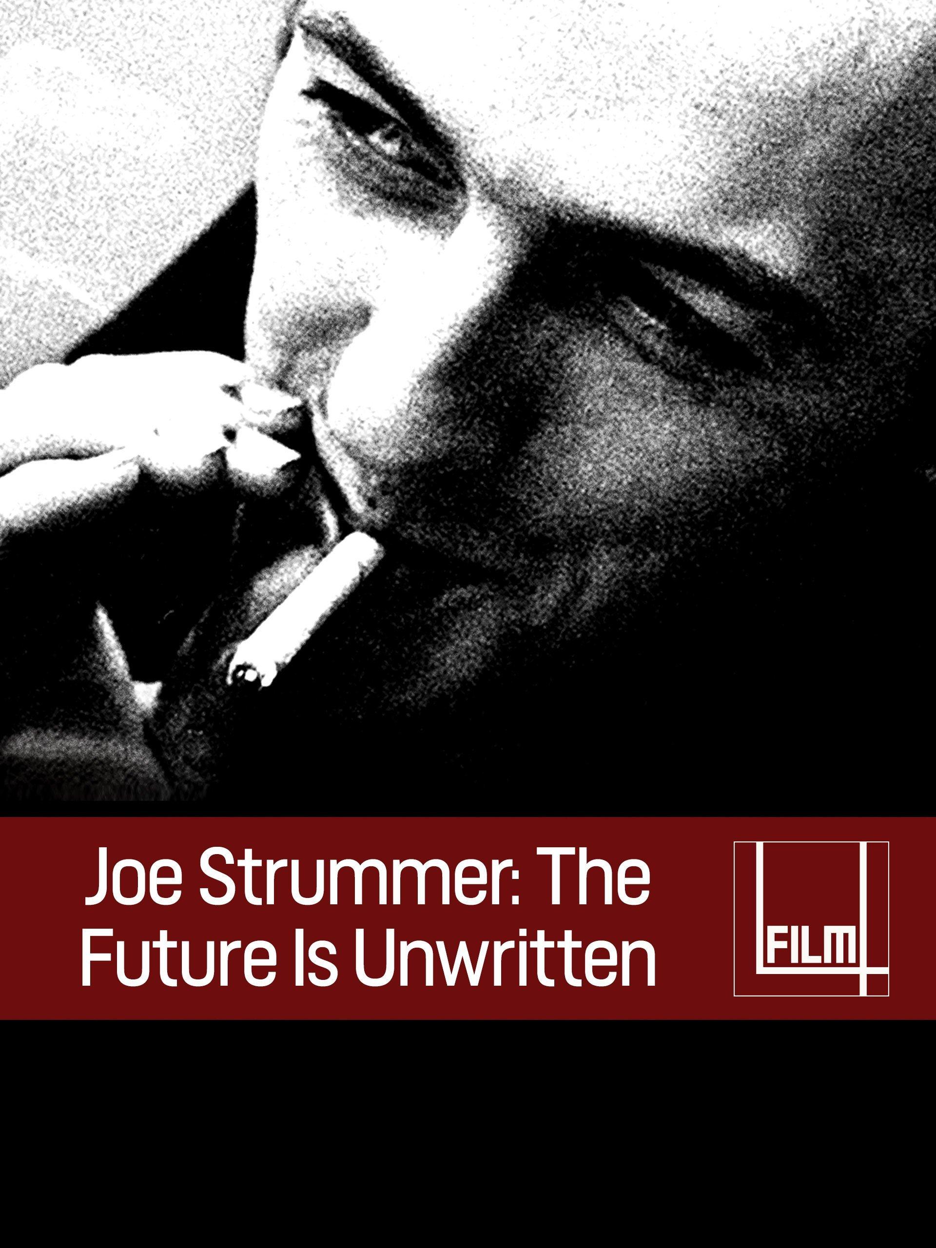 Joe Strummer: The Future is Unwritten on Amazon Prime Video UK