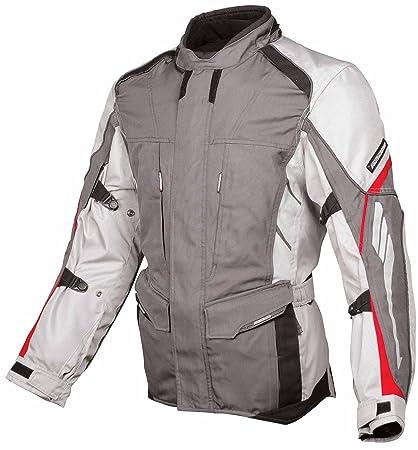 Fieldsheer adventure touring veste-taille xXXL-couleur :  gris métallisé (830)