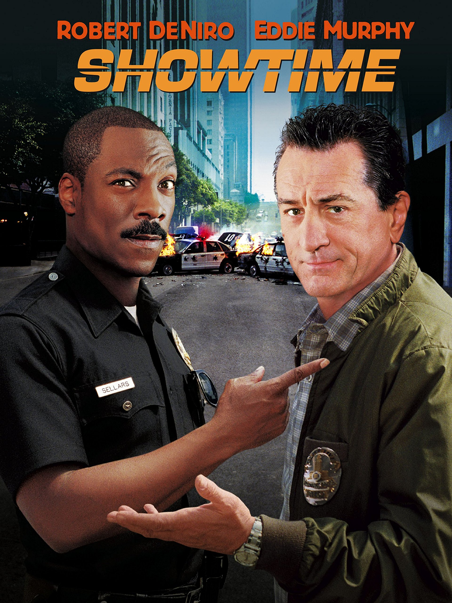 Showtime on Amazon Prime Video UK