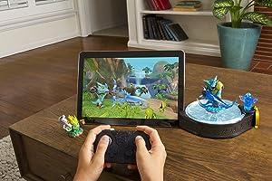 Video juego Trap Team Skylander paquete inicial de juego  para tablet iOS, Android , y Fire OS