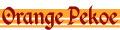 Orange Pekoe [オレンジ・ペコ]