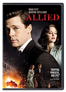 Book Cover: Allied