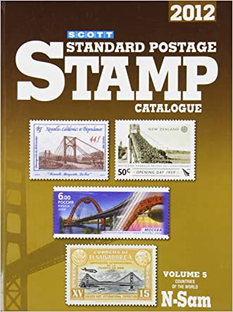 Scott 2012 Standard Postage Stamp Catalogue Volume 5: Countries of the World N-Sam