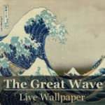 The Great Wave Live Wallpaper