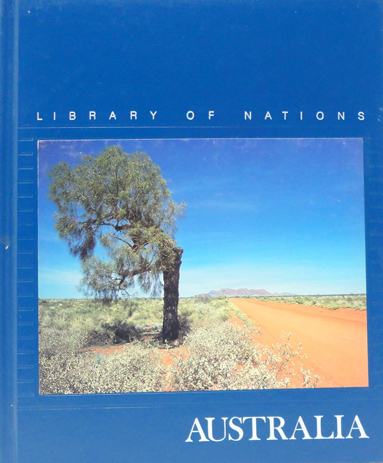 Australia (Library of Nations) Time Life