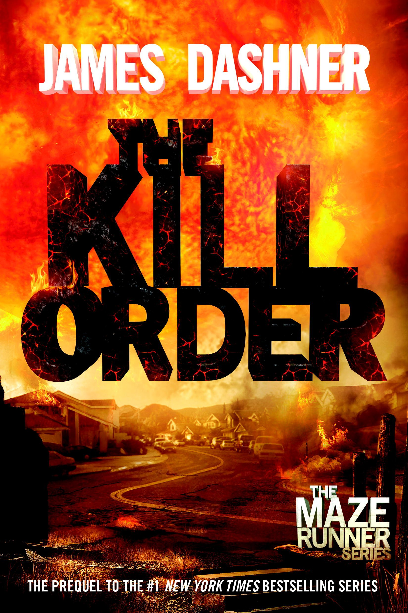 The Kill Order (The Maze Runner, 0.5)