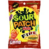 Sour Patch Kids Fire Assorted Fat Free Candy, 7.2 oz