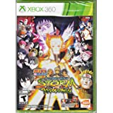 Xbox 360 - Naruto Shippuden: Ultimate Ninja Storm Revolution, Day One Edition.