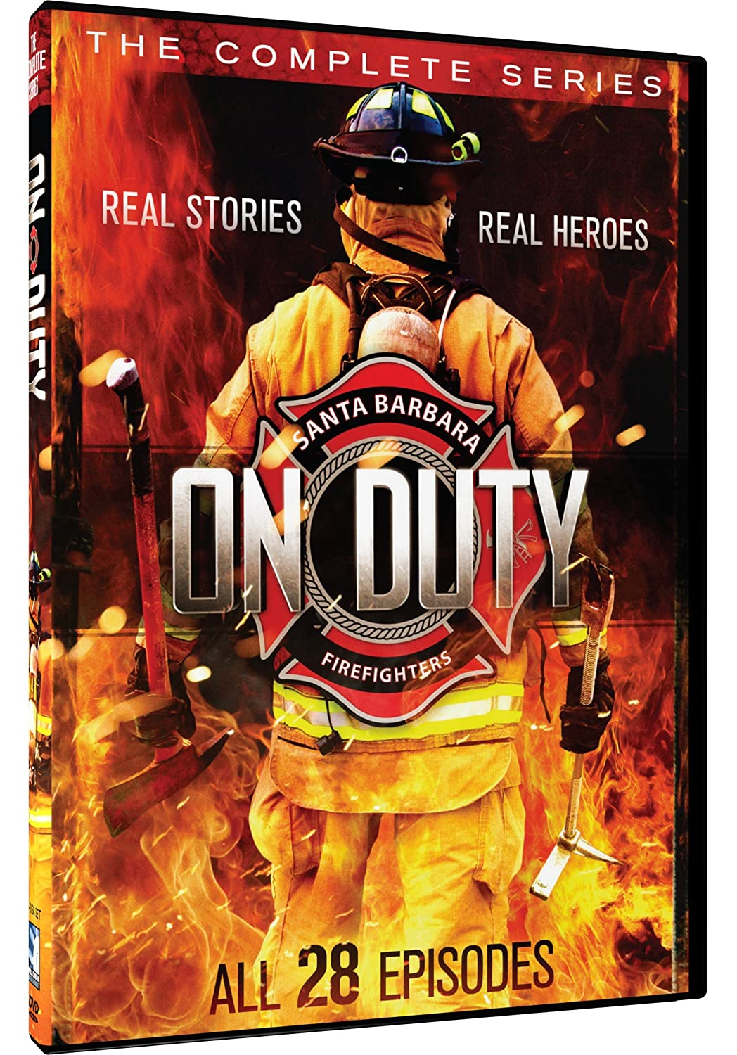 on Duty Firefighters The