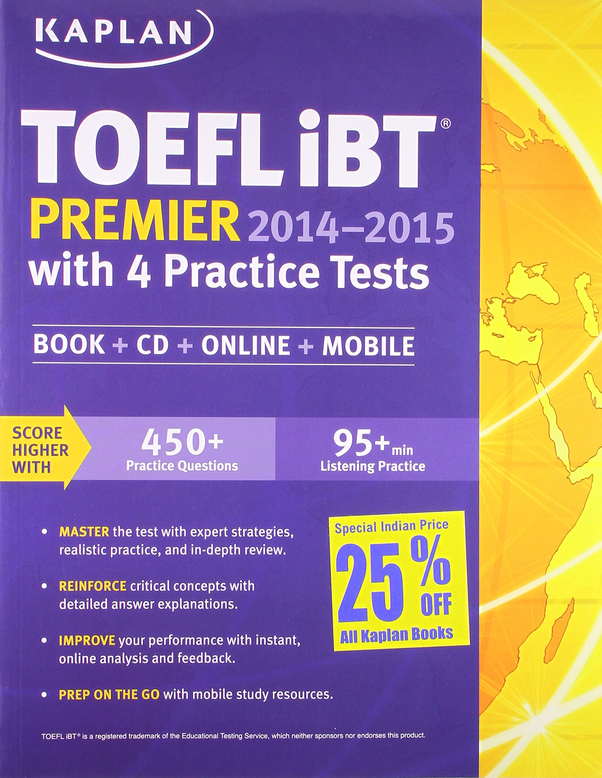 Cambridge Preparation for the TOEFL Test, 3rd Edition