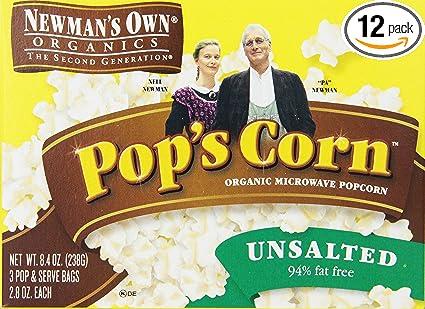 Plain Microwave Popcorn Organic Microwave Popcorn