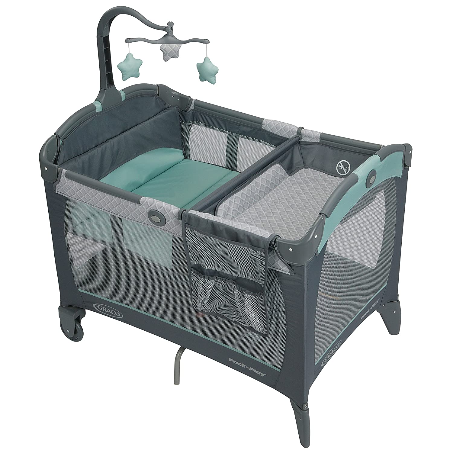 Pack And Play Baby Bed
