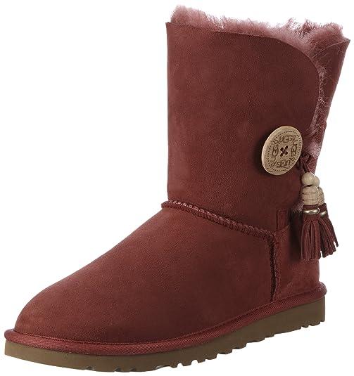 海淘UGG:UGG Australia Bailey Charm 女士雪地靴
