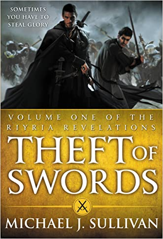 Theft of Swords (Riyria Revelations box set Book 1)