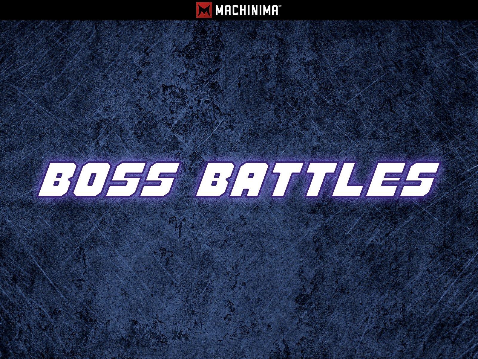 Boss Battles - Season 1
