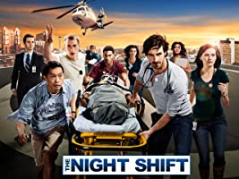 The Night Shift - Staffel 1